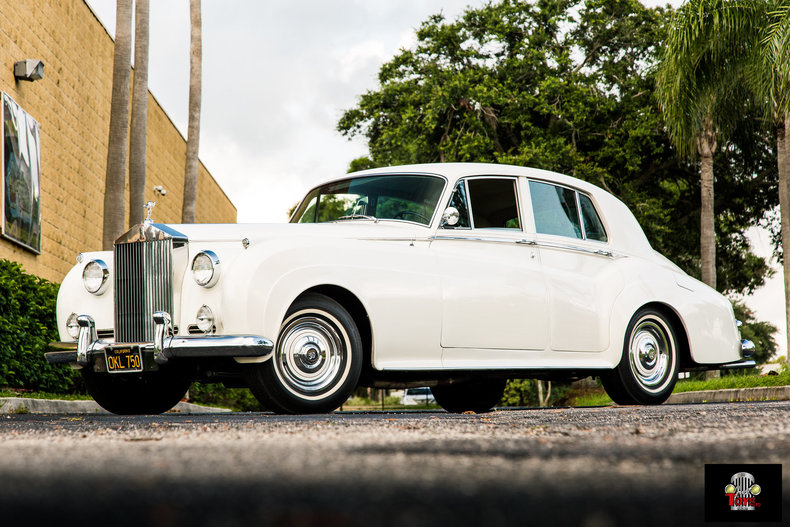 1961 Rolls-Royce Silver Cloud
