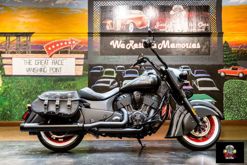 2017 Indian Dark Horse For Sale