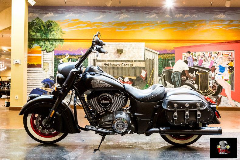 2017 Indian Dark Horse
