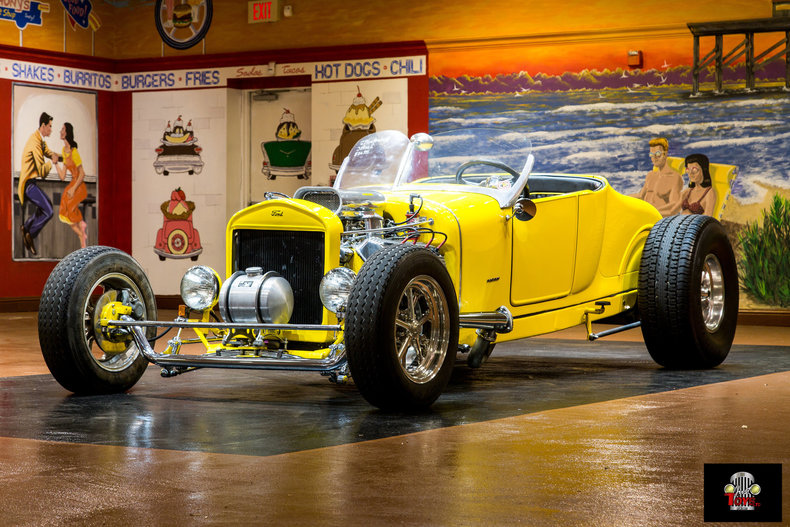 1927 Ford Roadster