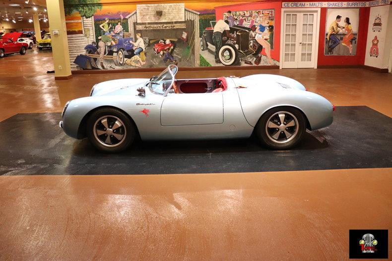 1955 Beck Spyder