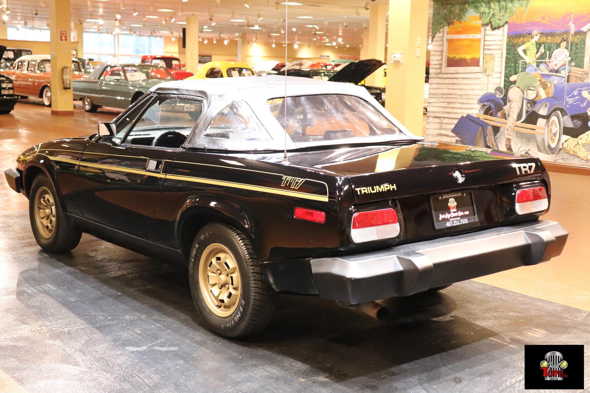 1980 Triumph TR7 Spider for sale #101926   MCG
