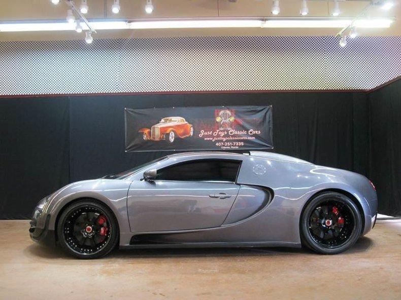 2008 Bugatti Veyron 16.4 For Sale