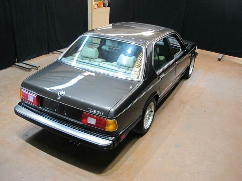 1985 1985 BMW 7 Series For Sale