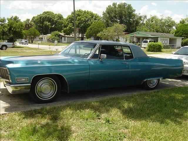 1968 Cadillac Elderado