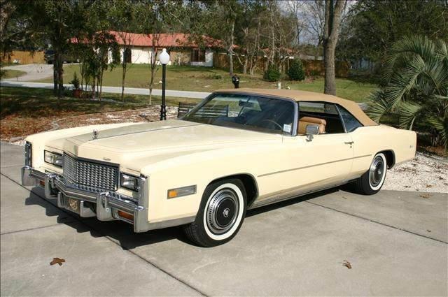1976 Cadillac Elderado