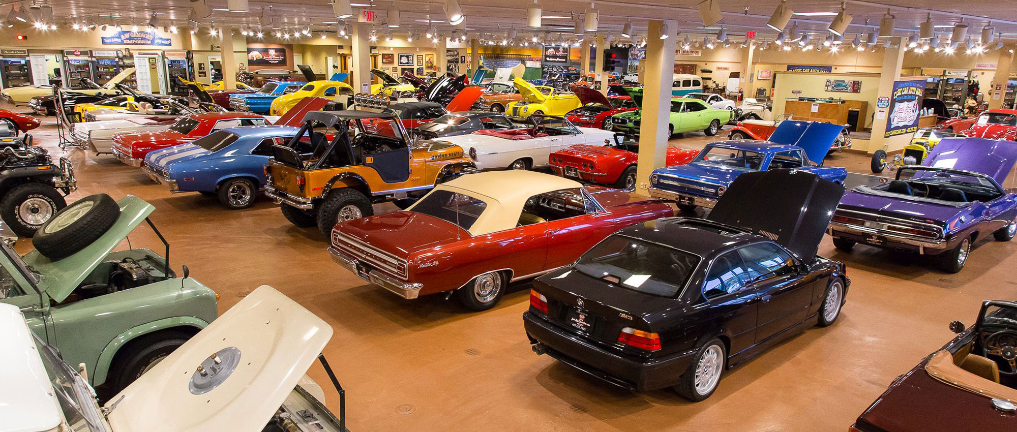 Just Toys Classic Cars - Kissimmee car show saturday