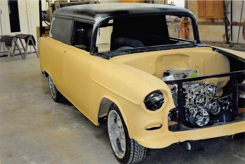 1955 1955 Ford Sedan For Sale