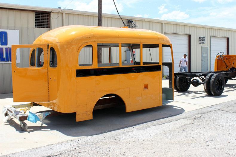 1956 1956 Chevrolet Bus For Sale