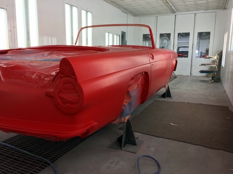 1956 1956 Ford TBird For Sale