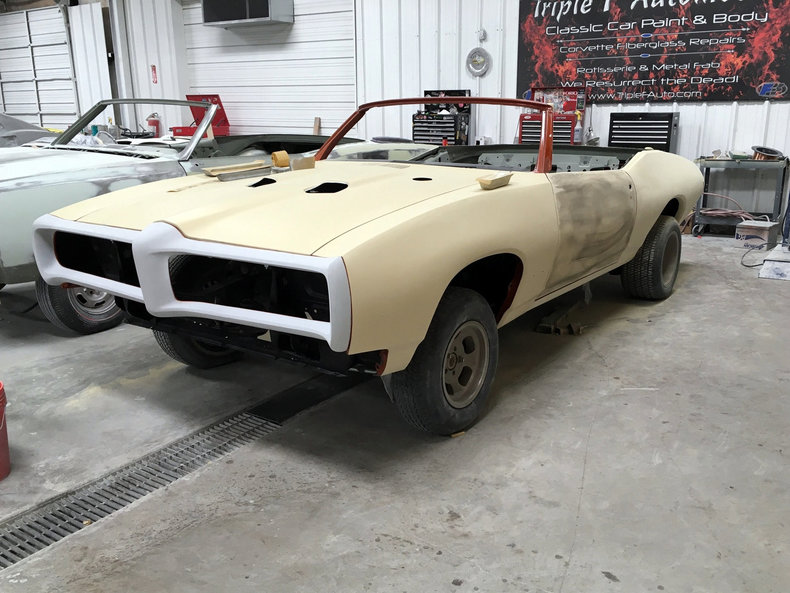 1968 1968 Pontiac GTO For Sale