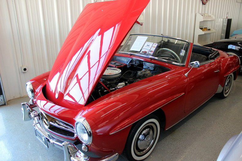 1958 1958 Mercedes-Benz 190 For Sale