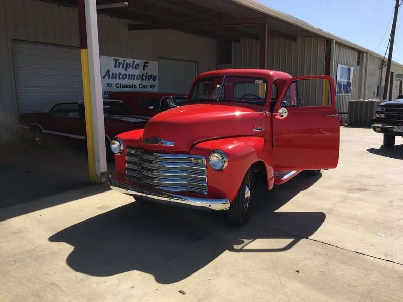 1953 1953 Chevrolet Chevy For Sale