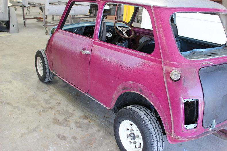 1975 Mini Cooper For Sale