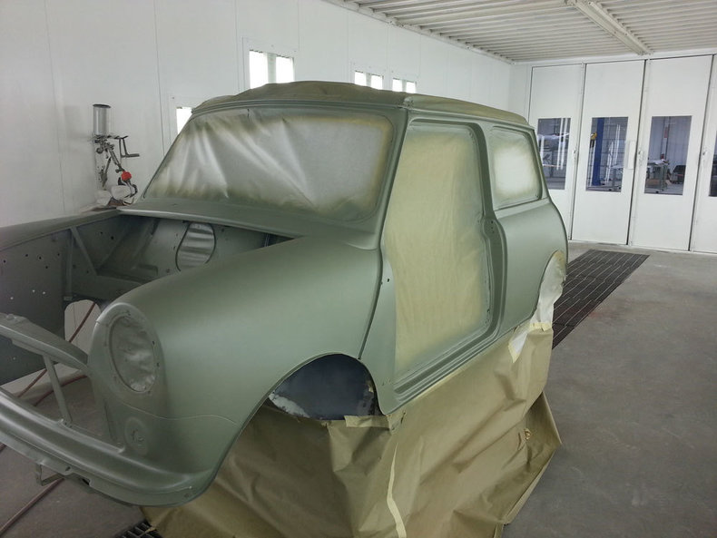 1967 1967 Mini Cooper For Sale