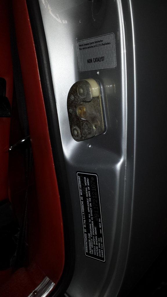 1977 Porsche 911 S