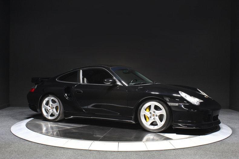 2005 Porsche Turbo S