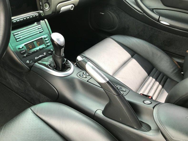 2005 Porsche 911 Turbo S
