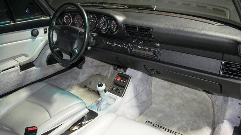 1996 Porsche C2