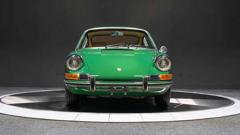 1971 Porsche 911 T