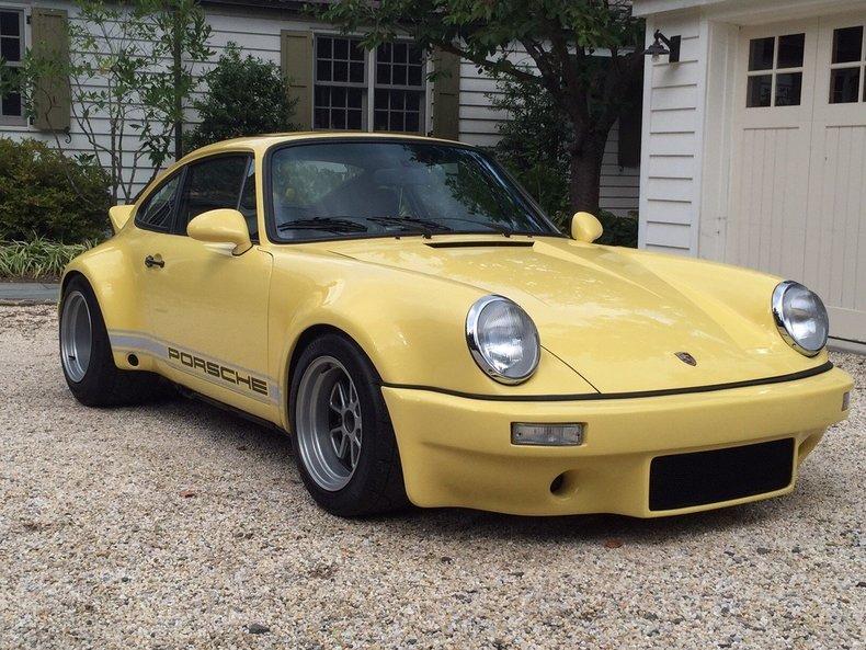 1974 Porsche RSR