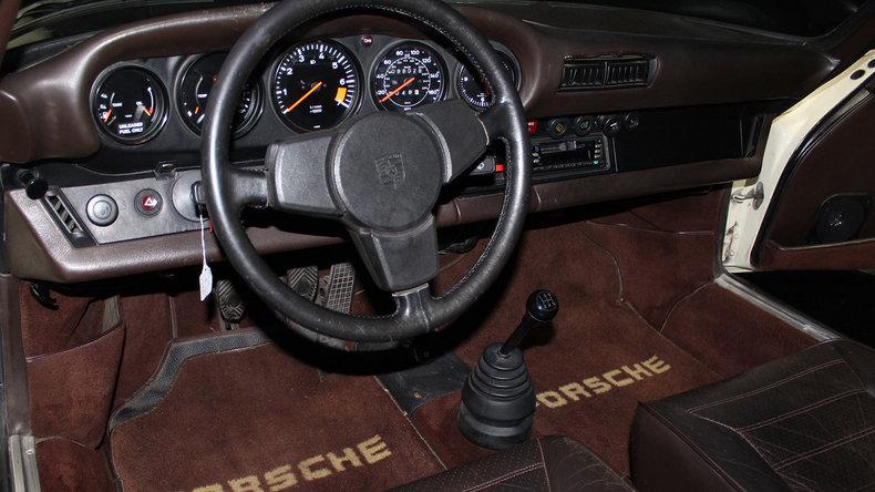 1983 1983 Porsche 911 SCRS For Sale