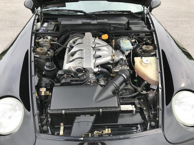 1995 Porsche 968