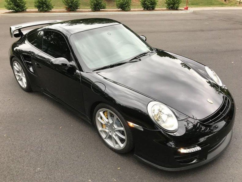 2008 Porsche GT2