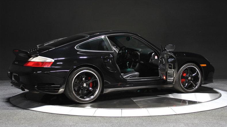 2003 Porsche 911 Turbo