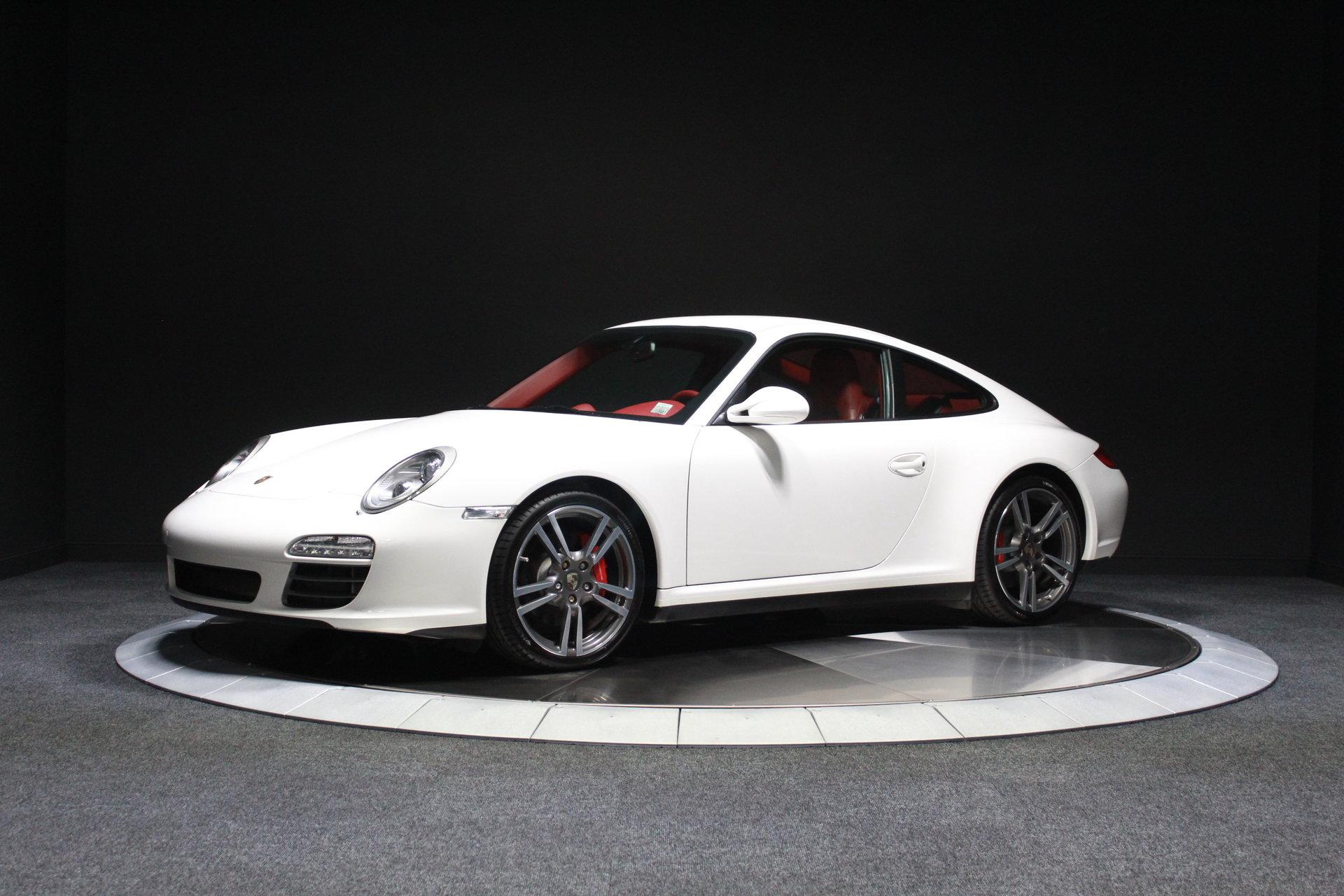 2012 Porsche 911 C4 S