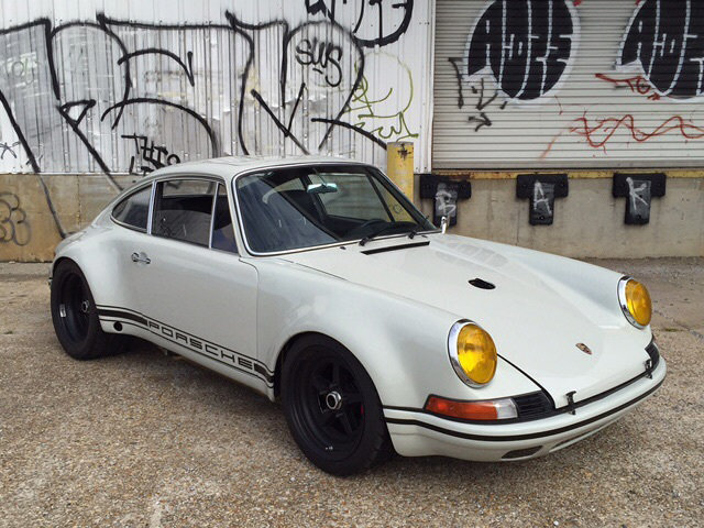 1988 Porsche 911 ST/HotRod