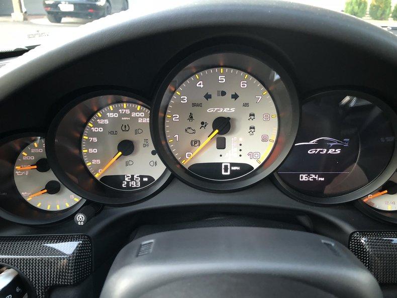 2016 Porsche GT3 RS