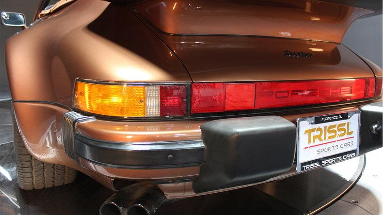 1989 1989 Porsche 930 For Sale