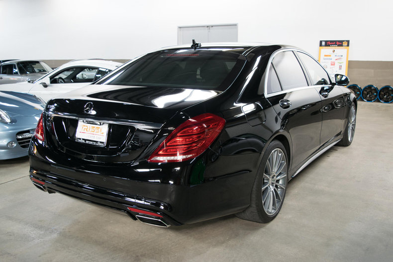 2015 2015 Mercedes S550 For Sale