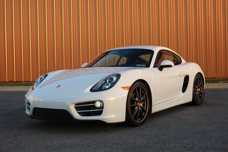 2014 2014 Porsche Cayman For Sale