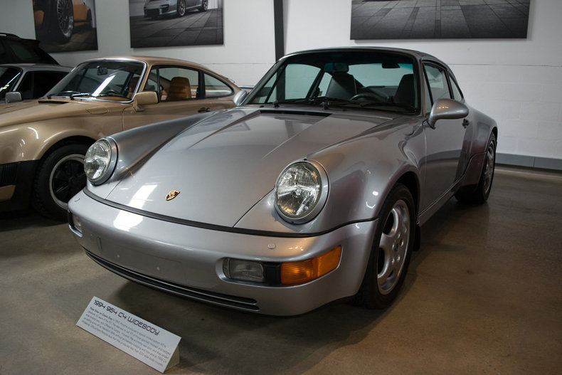 1994 1994 Porsche Carerra 4C4 For Sale