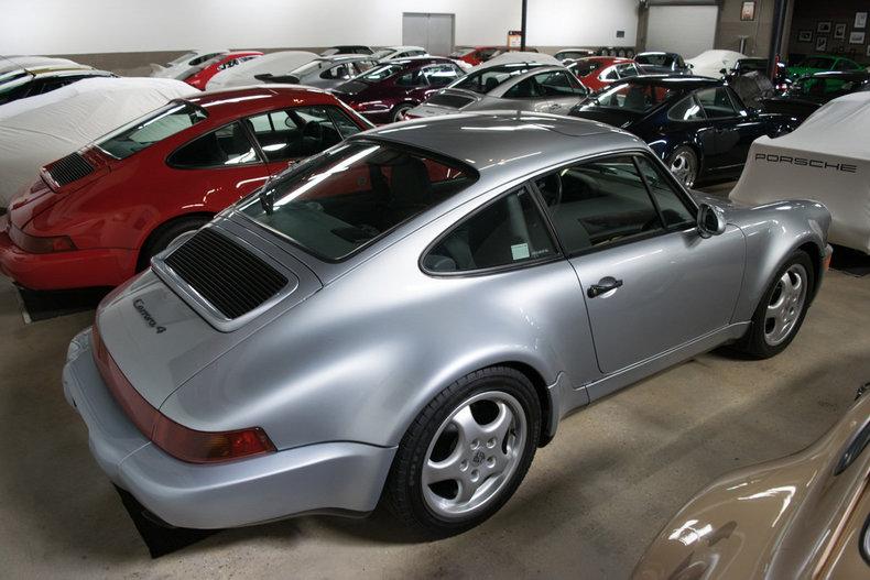 1994 Porsche Carerra 4C4