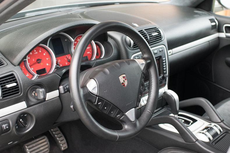 2008 Porsche Cayenne GTS