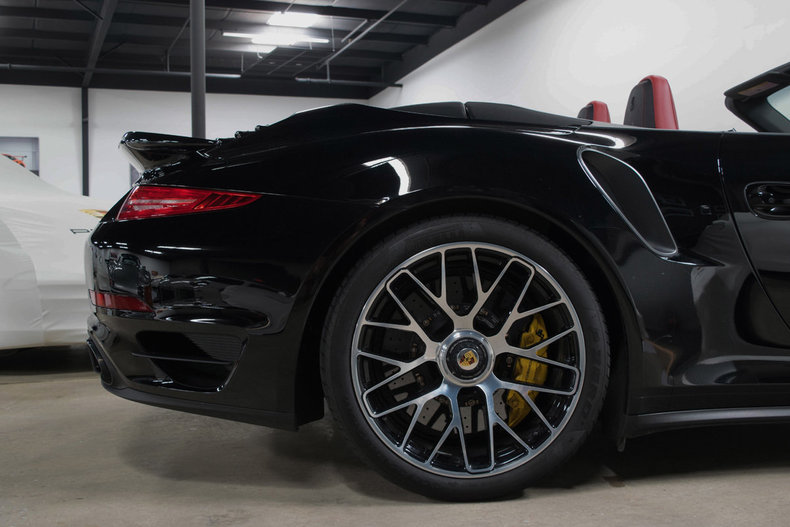 2015 Porsche 991 Turbo S Cab