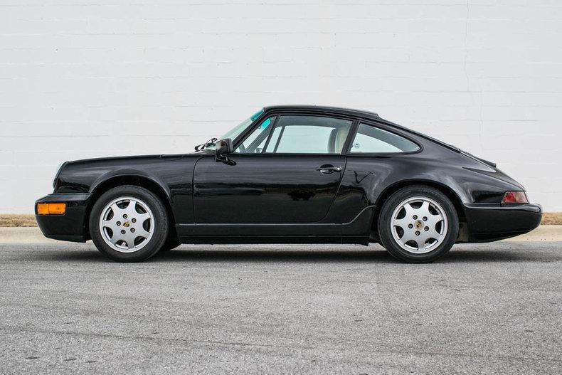 1990 Porsche C2