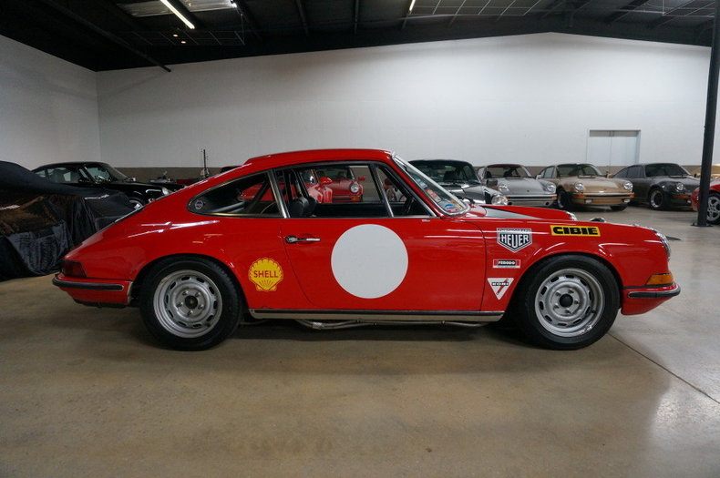 1971 Porsche 911E