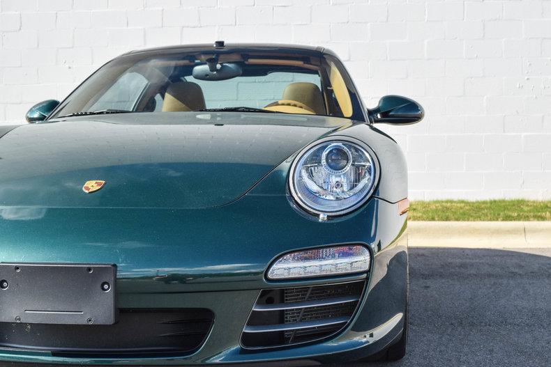 2009 Porsche 911 C4S Targa