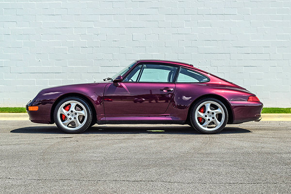 1996 Porsche C4S