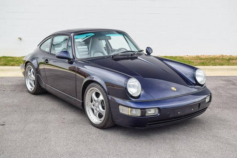 1992 Porsche Carrera