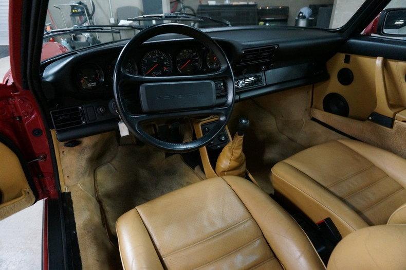 1988 Porsche 930