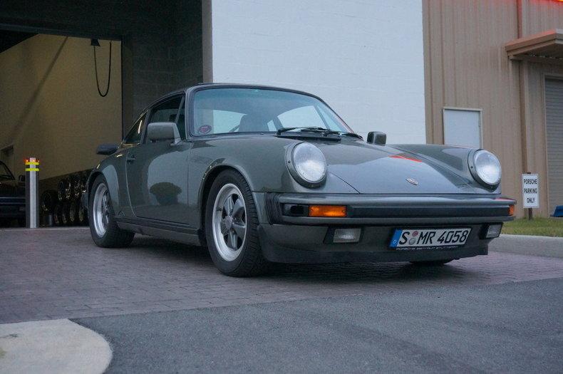 1987 Porsche Carrera 3.2