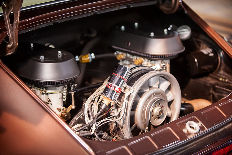 1975 Porsche US Carrera