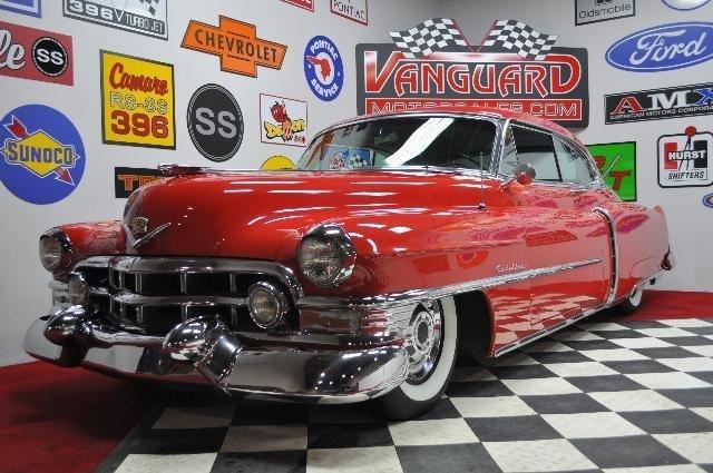 1952 Cadillac DeVille