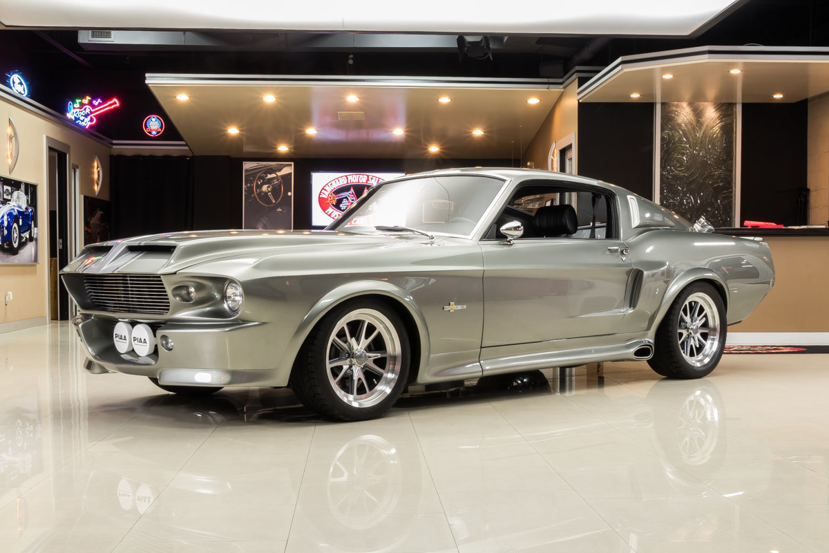 Eleanor 67 Ford Mustang Fastback