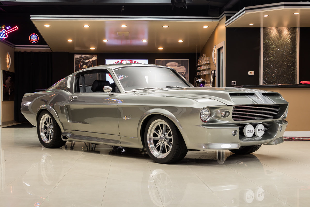1967 Mustang Eleanor Ebay